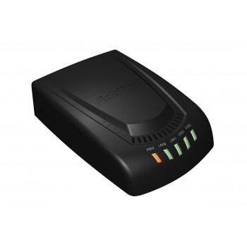 ADDPAC AP100 – МИНИАТЮРНЫЙ VOIP ШЛЮЗ, 1 ПОРТ FXS H.323/SIP/MGCP